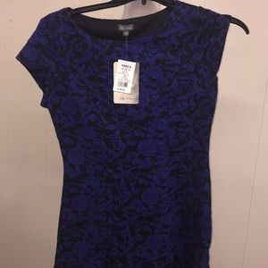 Women's Lily Rose Dress Size Large Textured